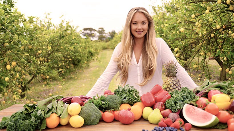 JESSICA SEPEL, NUTRITIONIST
