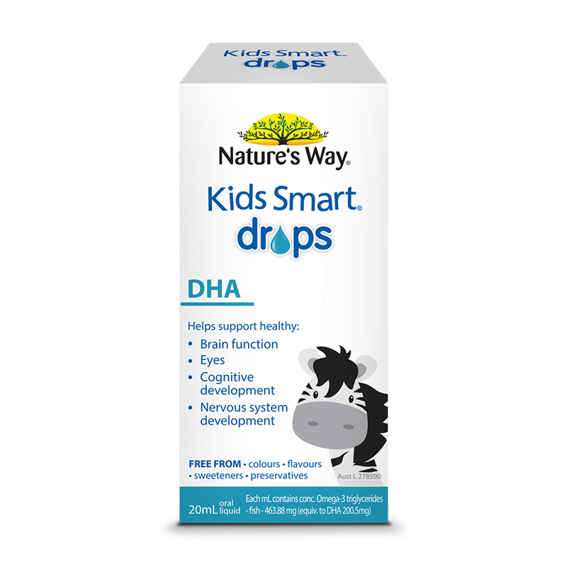KIDS SMART DROPS DHA 20ml
