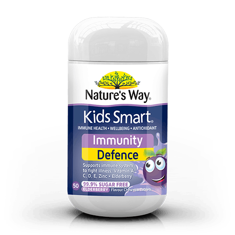 Nature's Way Kids Smart Immunity Defence 50s