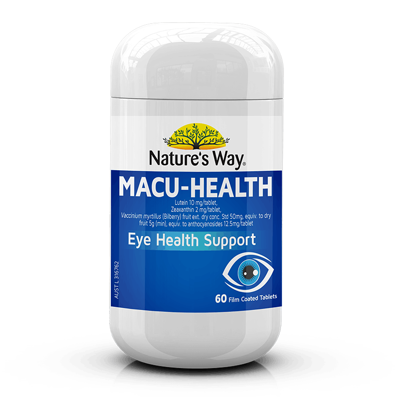 Nature's Way Macu-Health 60s