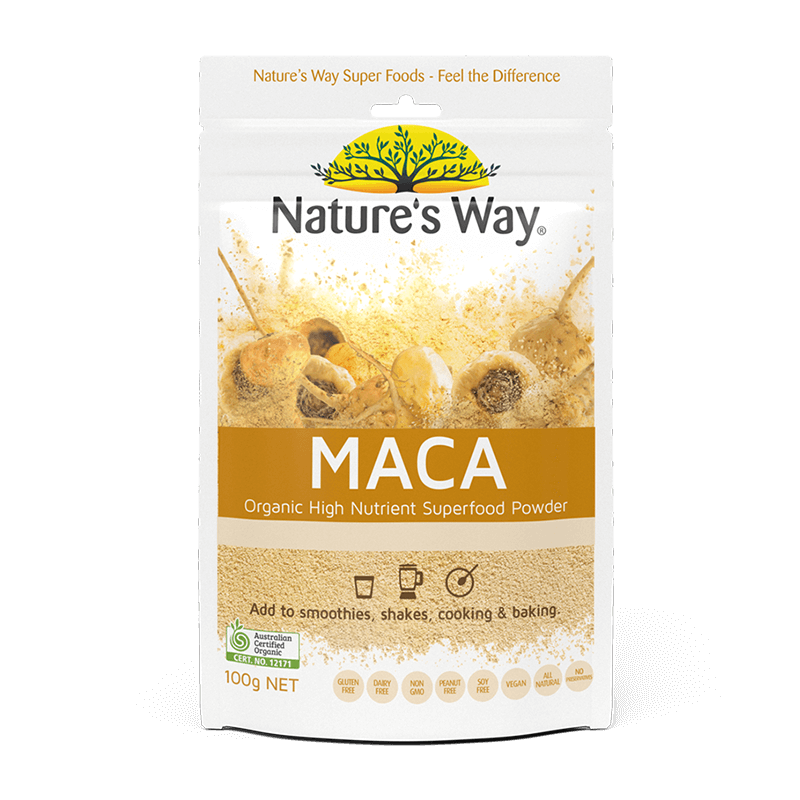 Nature's Way SUPERFOODS MACA POWDER 100g