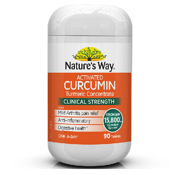 Activated Curcumin Turmeric Concentrate 90s