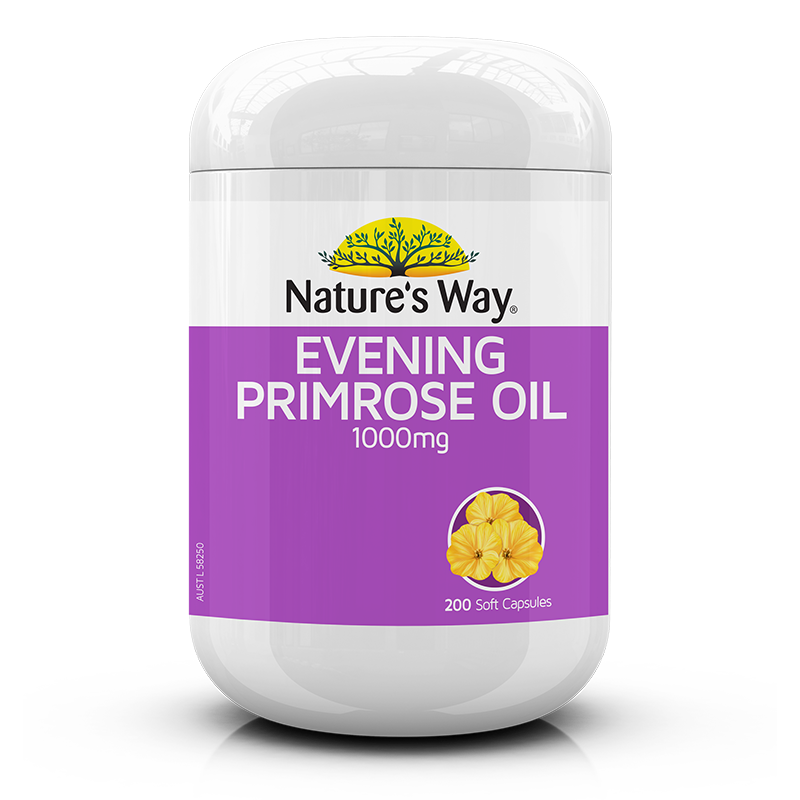 NW EVENING PRIMROSE OIL 1000mg 200s