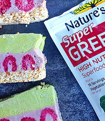 The SuperFood Cheesecake Slice