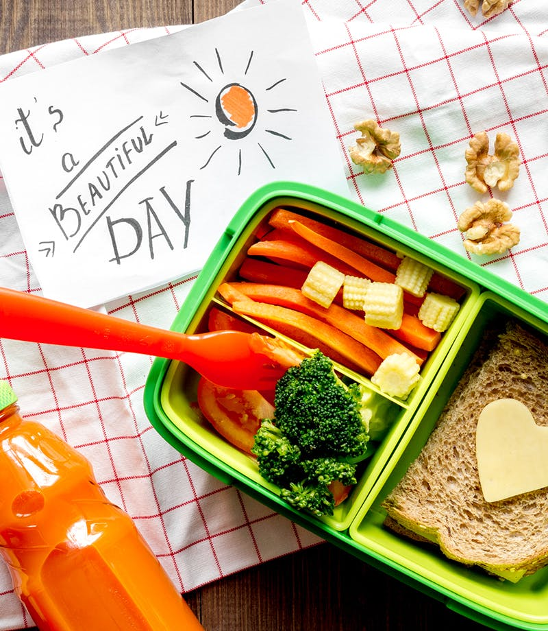 Back to school lunchbox makerovers