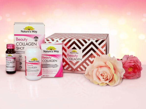 Nature's Way Beauty Collagen Handbag Helpers