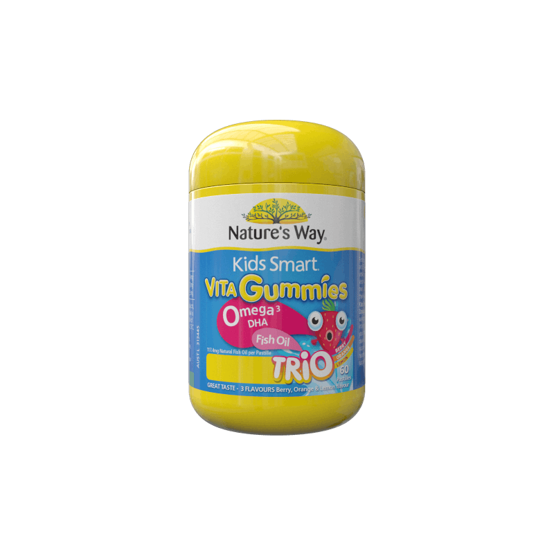 Kids Smart Vita Gummies Omega-3 DHA