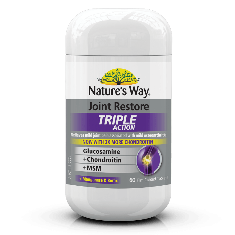 Nature's Way Joint Restore Triple Action