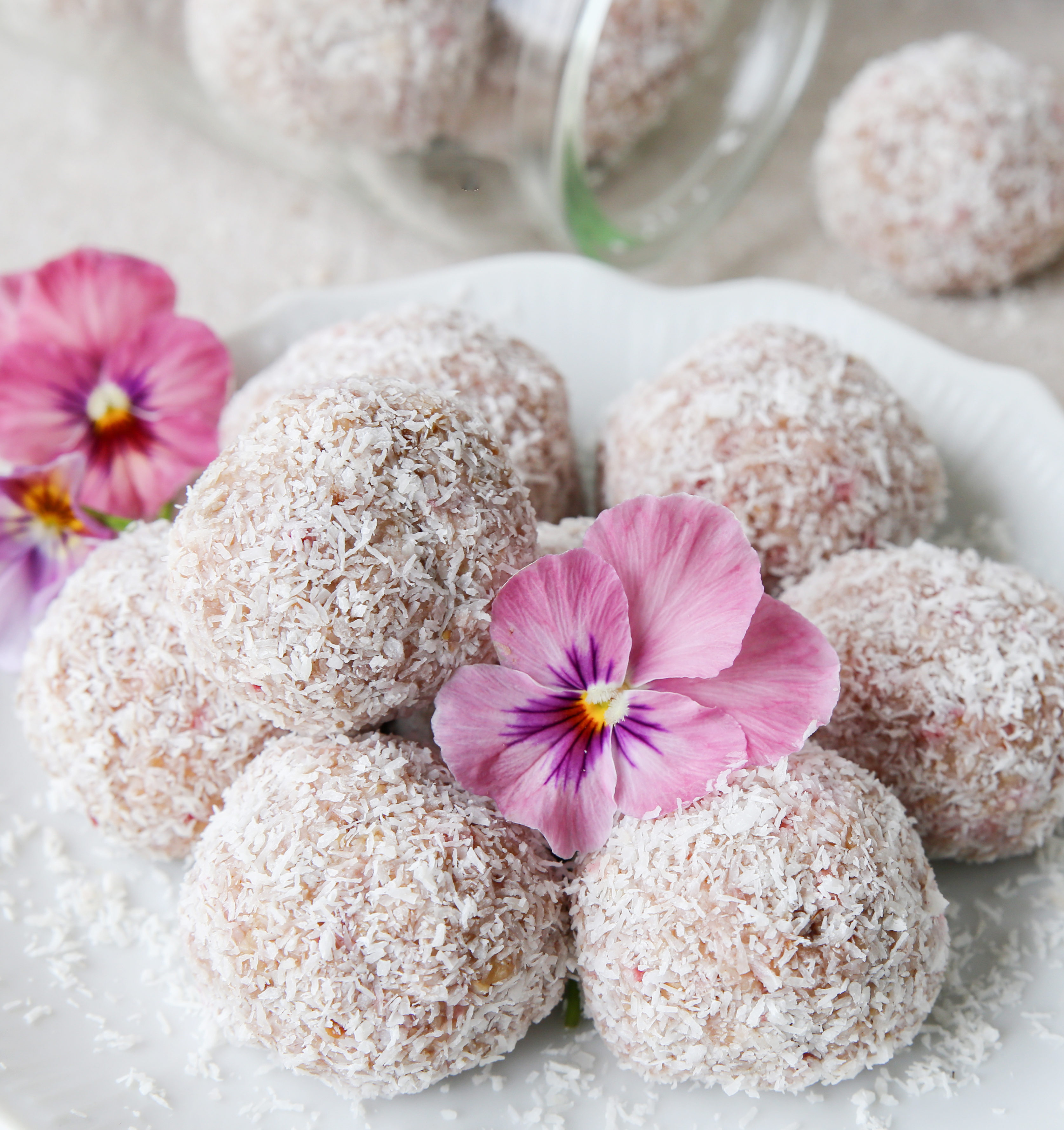 Superfood Nut Butter Bliss Ball Recipe